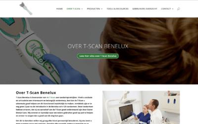 Nieuwe T-Scan website online!